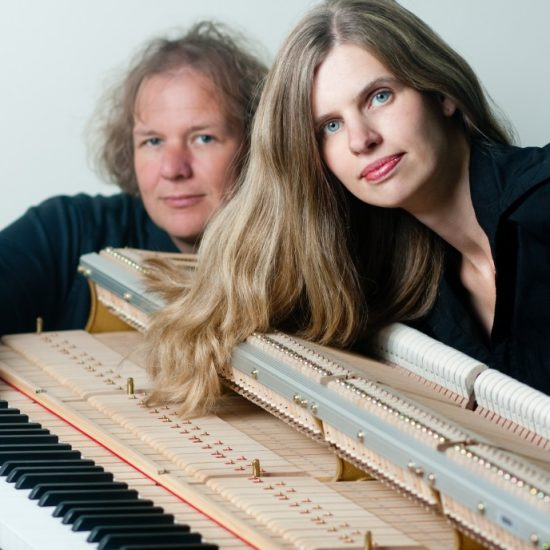 Sandra en Jeroen van Veen (foto: Janey van Ierland)