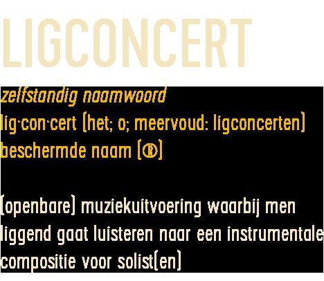 ligconcerten-definitie-vk