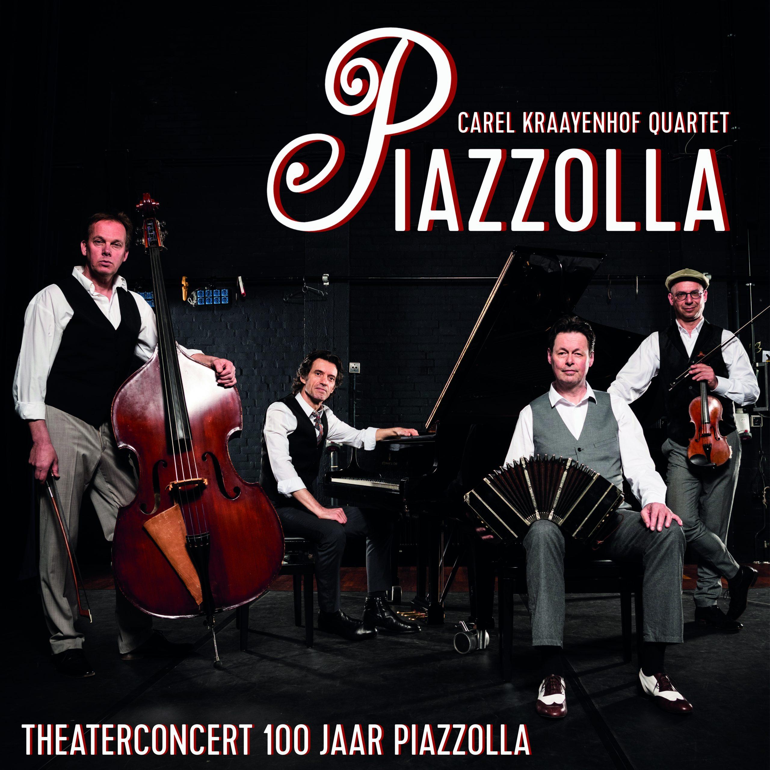 100 jaar Piazzollaa