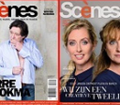 Partnership met theatermagazine Scènes