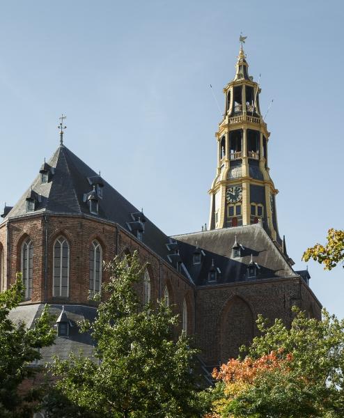 Canto Ostinato Ligconcert® Der Aa-kerk Groningen