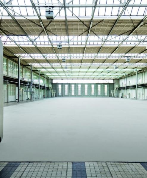 Ligconcert® Fokker Terminal Den Haag