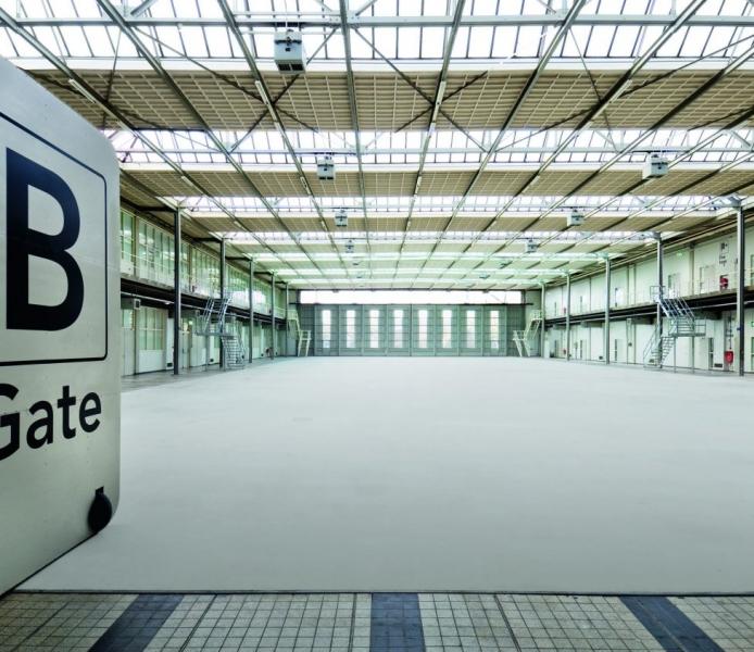 Canto Ostinato Fokker Terminal – ligconcert®  zat. 24 sept. '16 aanvang 20.00 uur