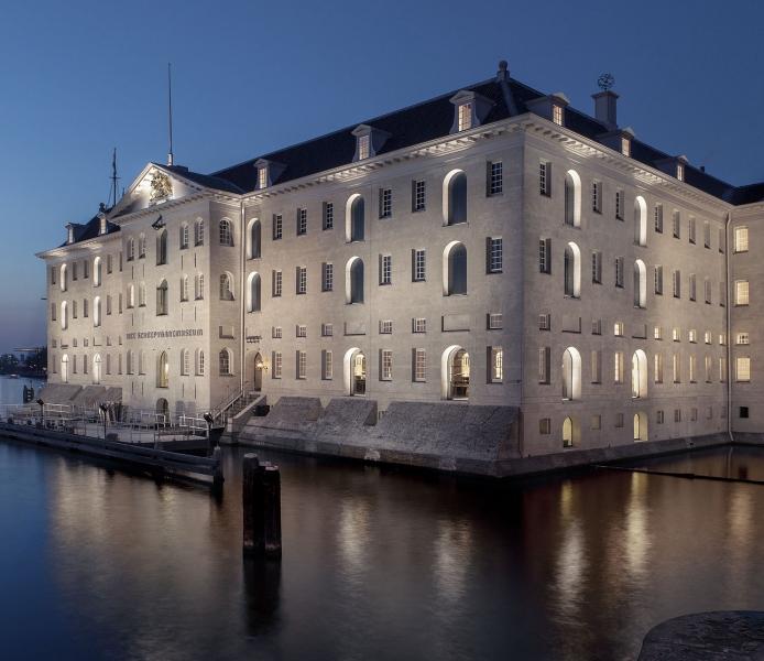 Ligconcert Canto Ostinato  Scheepvaartmuseum, start 19.00utoegangscode BLAUW
