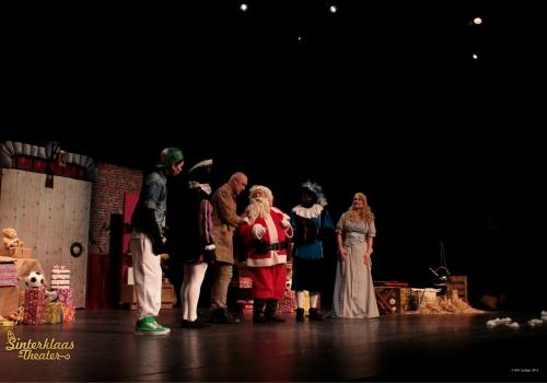 Sinterklaas en het Pieten Mysterie (5)