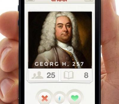 Nieuwe co-productie bij Theaterkantoor.nl: Händel goes Tinder