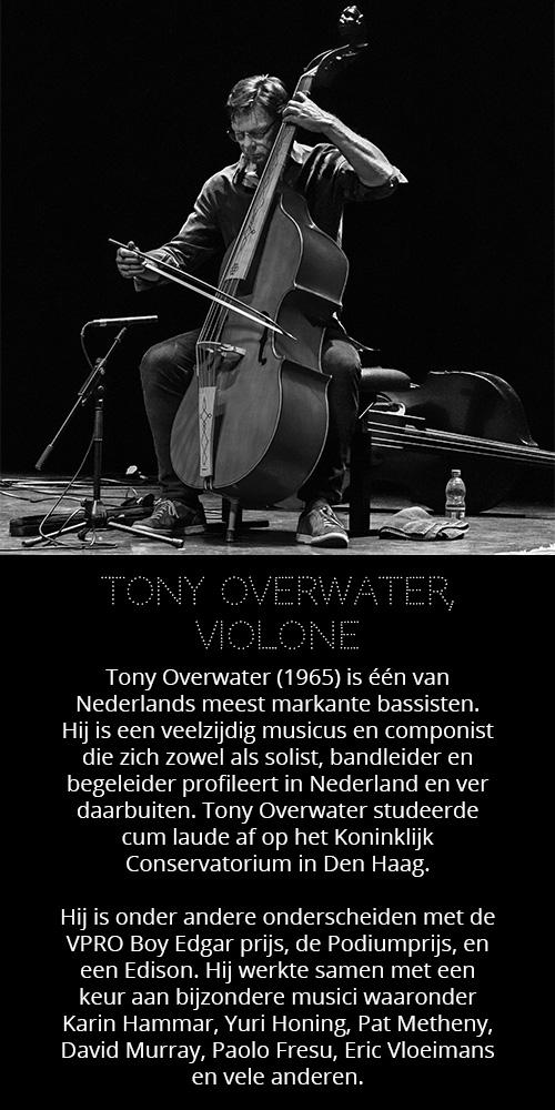 Tony Overwater