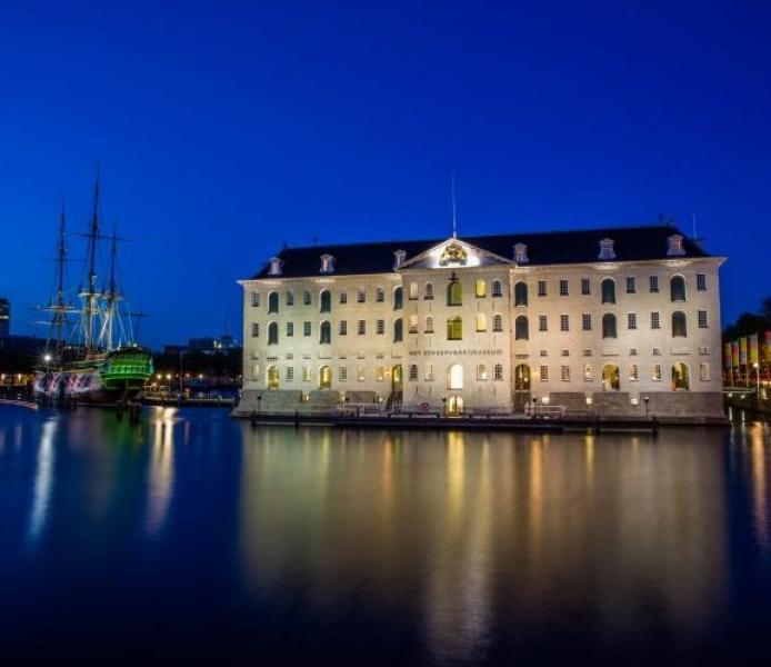 Ligconcert Canto OstinatoScheepvaartmuseum start 21.30 combi lig en loungetoegangscode GEEL