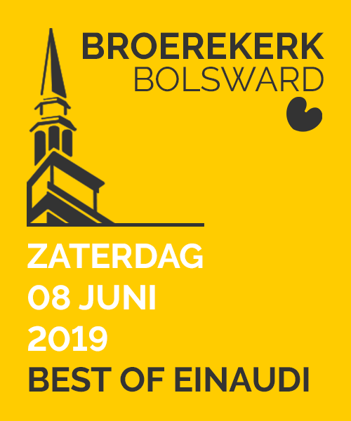 Best of Einaudi Broerekerk Bolsward