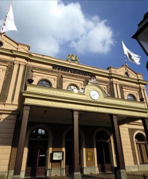 Ligconcert® Spoorwegmuseum Utrecht