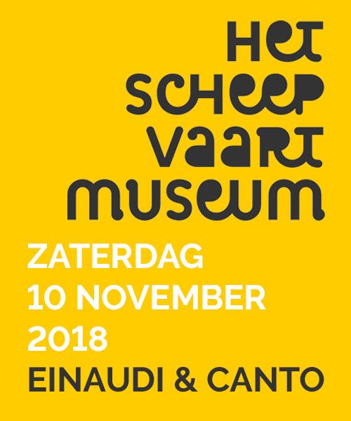 Scheepvaartmuseum 10 november 2018