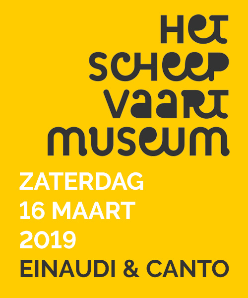 Scheepvaartmuseum 16 maart 2019