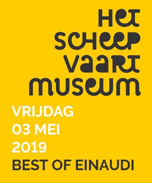 Scheepvaartmuseum 3 mei 2019