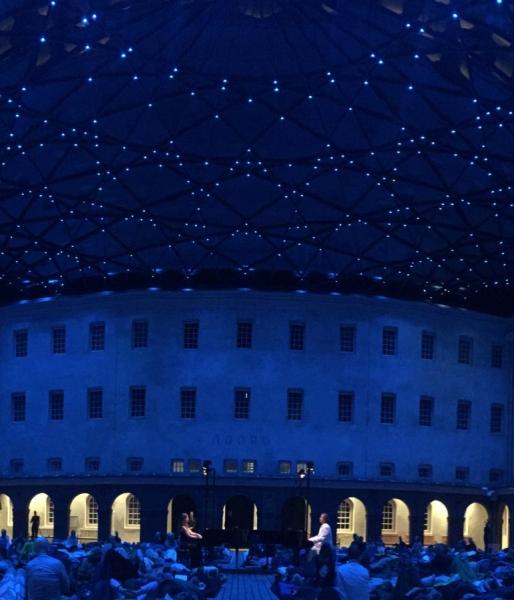 Ligconcert® Canto Ostinato  Het Scheepvaartmuseum  zat. 10 maart '18 aanvang 22.00 uur