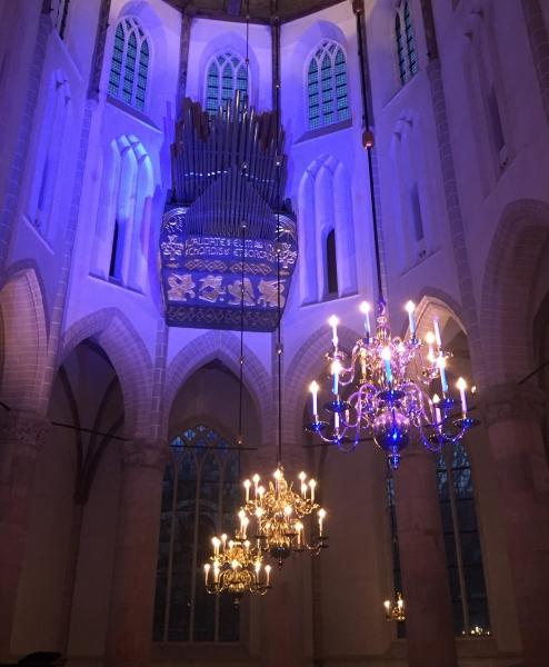 Valentijn's Canto Ostinato - Grote Kerk Naarden