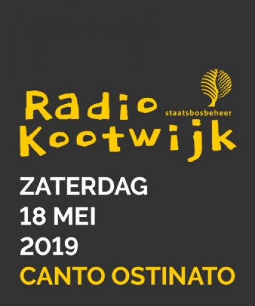 Radio Kootwijk 18 mei 2019