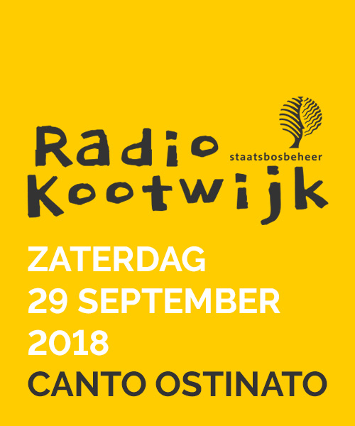 Radio Kootwijk 29 september 2018