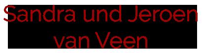Sandra und Jeroen van Veen