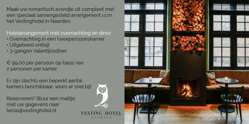 Arrangement Vestinghotel Naarden