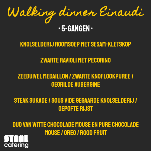 walking-dinner-einaudi-texel